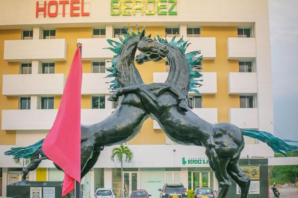 Hotel Berdez, Neiva