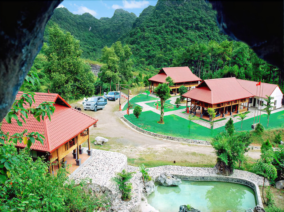 Cat Ba Eco-Lodge, Cát Hải
