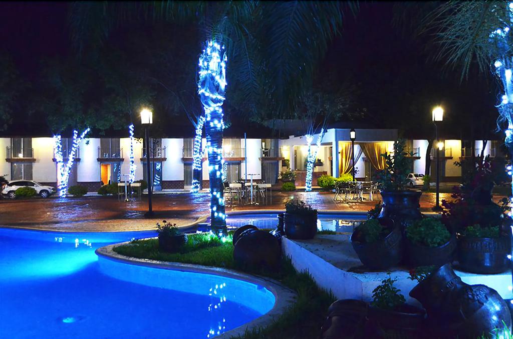 Gran Hotel Las Fuentes, Victoria