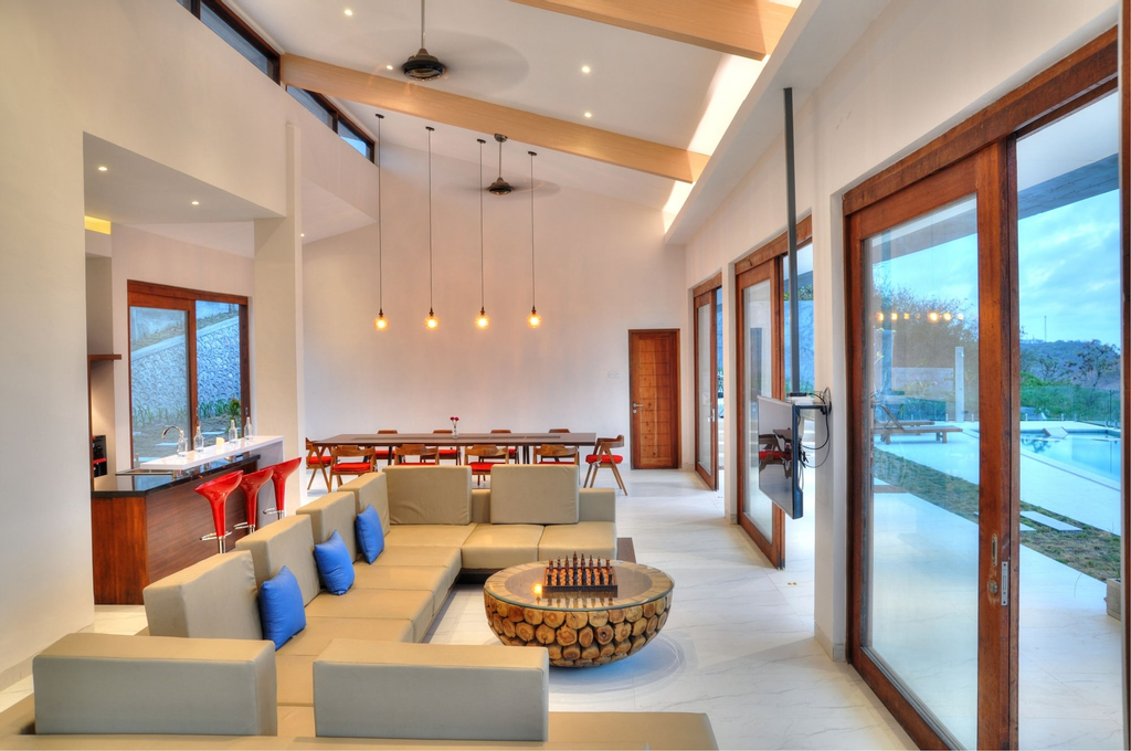 Villa Alasa, Lombok Tengah