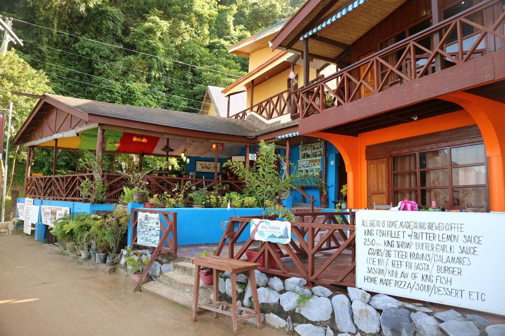 El Nido Corner Pension and Restaurant, El Nido