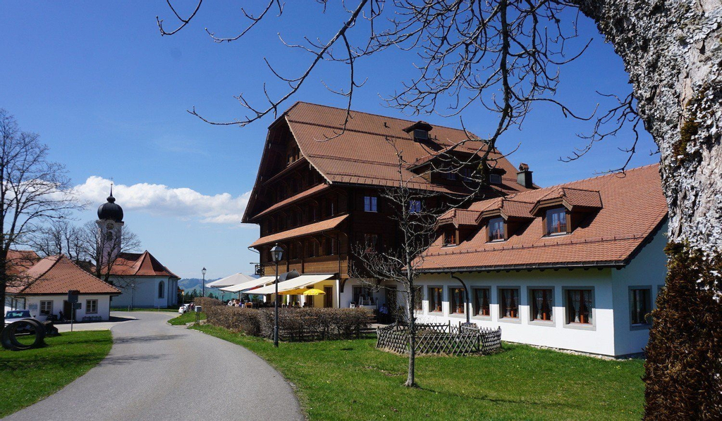 Hotel Kurhaus Heiligkreuz, Entlebuch