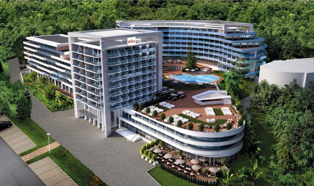 RIU Astoria Hotel - All inclusive, Varna