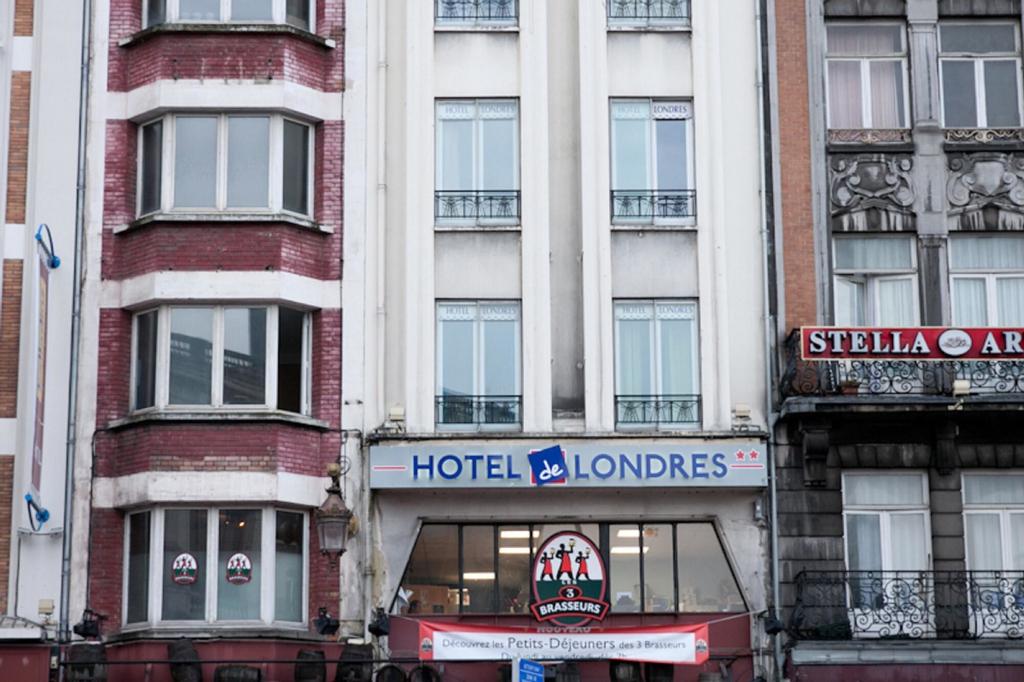Hôtel de Londres, Nord
