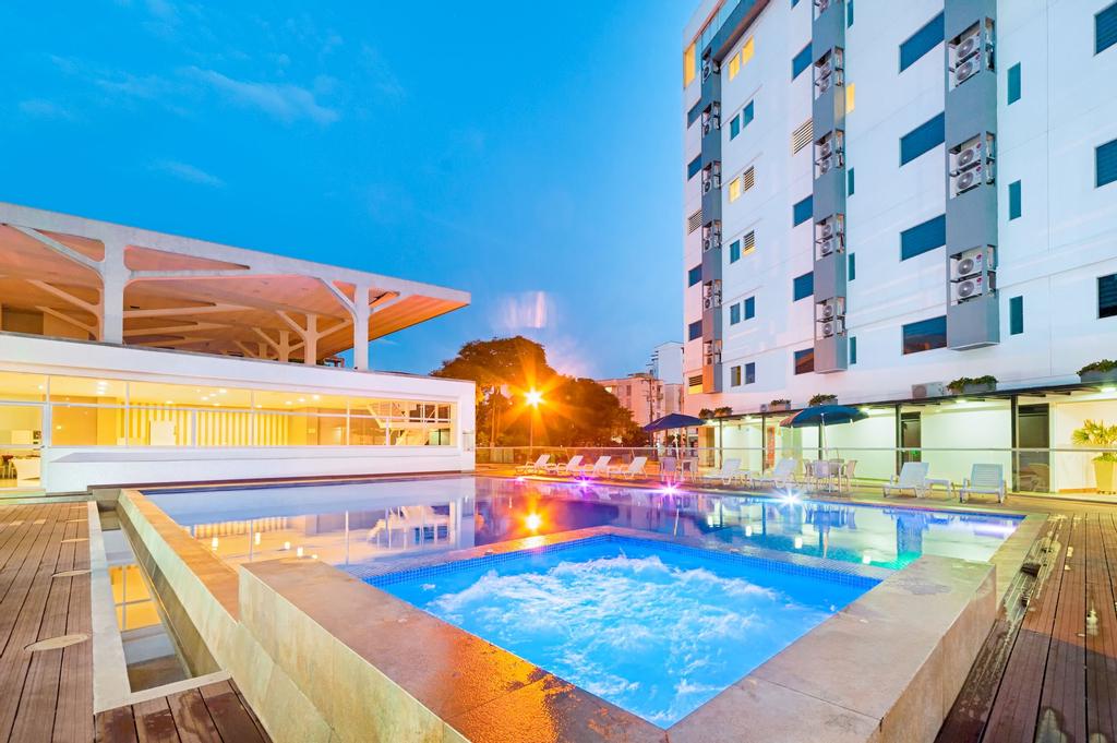 Hotel MS Blue 66 Plus, Santiago de Cali