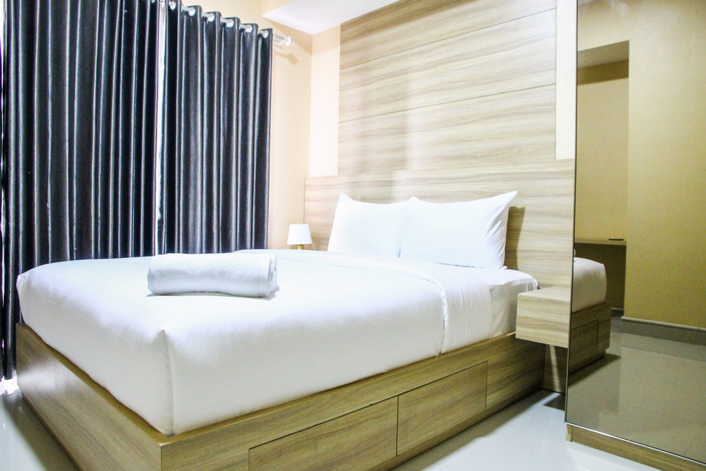 New Big 1BR The Oasis Apartment, Cikarang