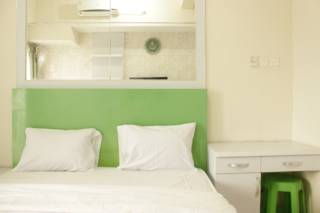 Comfortable Studio Room at Tamansari Panoramic Apartment By Travelio, Bandung