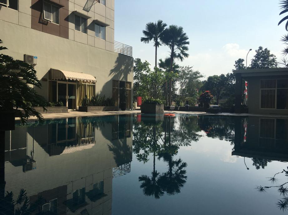 Comfortable 2BR Apartment at Pinewood Jatinangor By Travelio, Sumedang