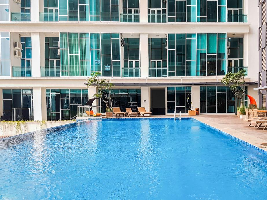 Compact Brooklyn Alam Sutera Studio Apartment, Tangerang Selatan