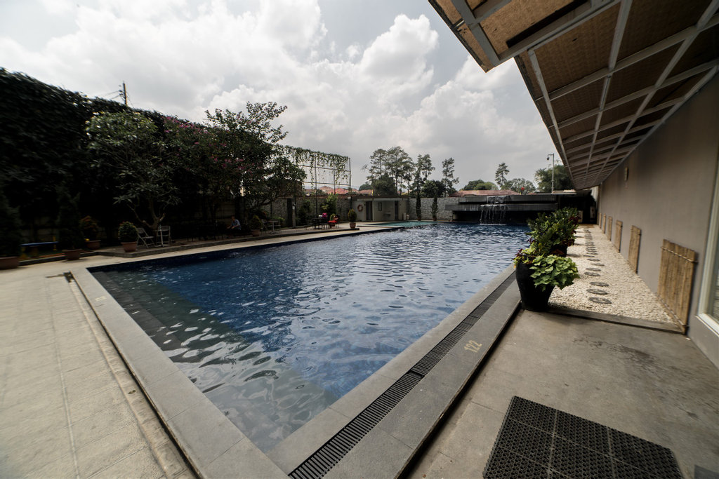 Simply Modern Studio at Galeri Ciumbuleuit 2 Apartment By Travelio, Bandung