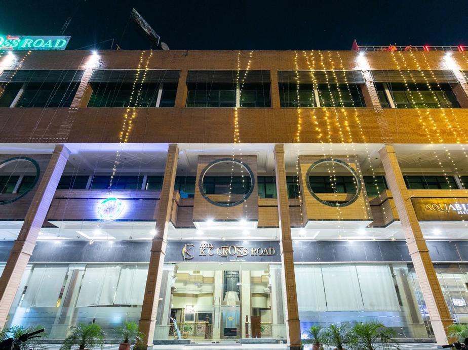 OYO 657 Hotel K C Cross Road, Panchkula
