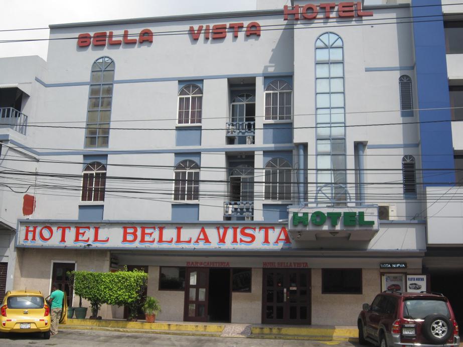 Hotel Bella Vista, Panamá