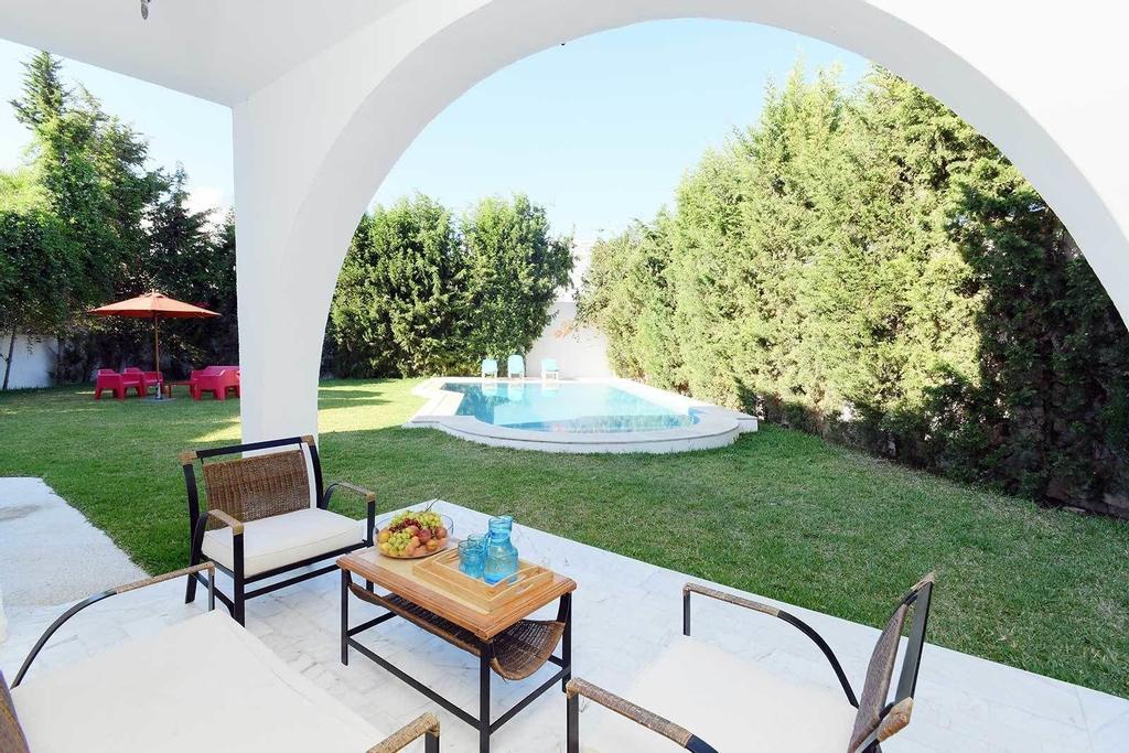 Villa Jasmine, Bouficha