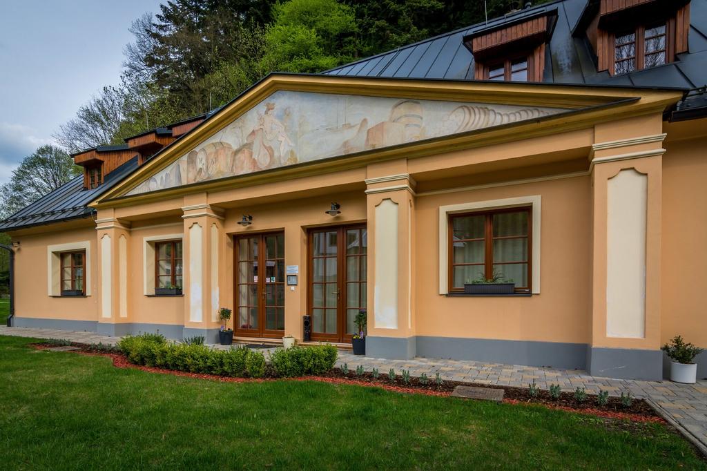 Apartmány Weissov dom, Žarnovica