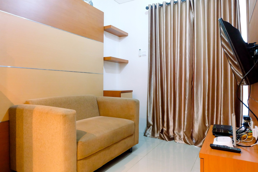Compact 2BR Woodland Park Apartment, Jakarta Selatan