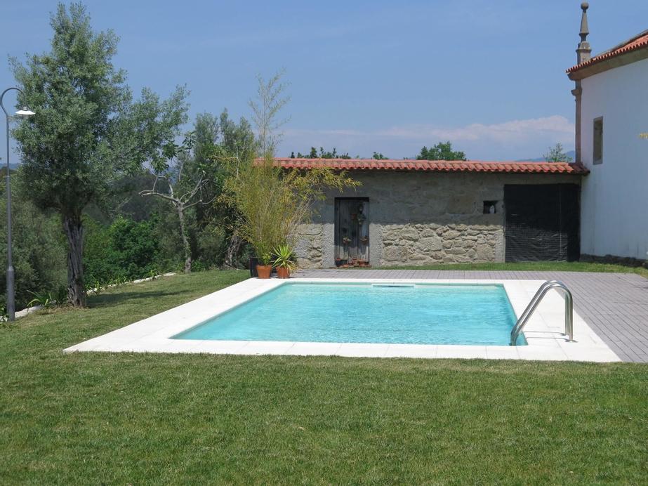 House With 4 Bedrooms in Povoa de Lanhoso, With Wonderful Mountain Vie, Póvoa de Lanhoso