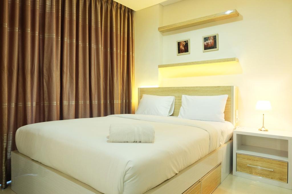 Great Location Brooklyn Alam Sutera Studio Apartment, Tangerang Selatan