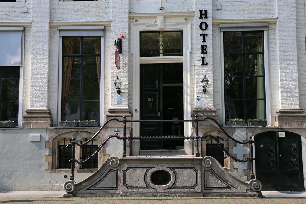 Hotel aan de Dam, Middelburg