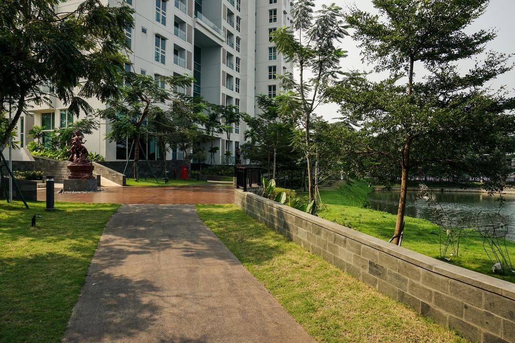 1BR Luxury Citra Lake Suites Apartment, Jakarta Barat