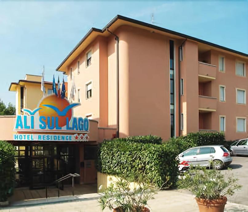 Hotel Ali Sul Lago, Perugia