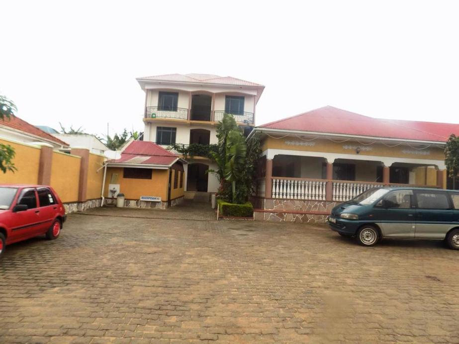 Rhino Motel, Mbarara