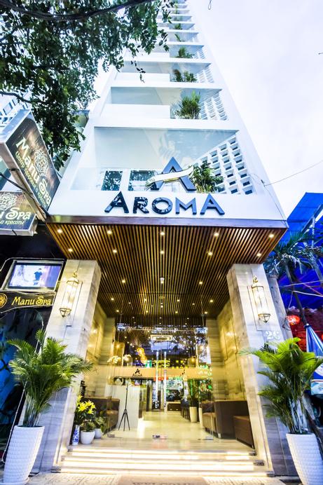 Aroma Nha Trang Boutique Hotel, Nha Trang