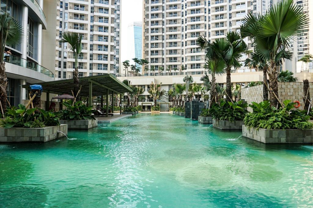 Cozy Studio Apartment at Taman Anggrek Residence, West Jakarta