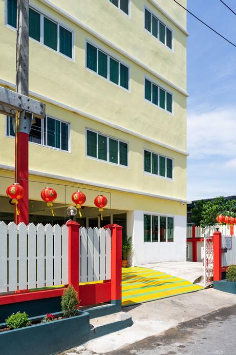 Sukhumivt101 IT Apartment, Bang Na