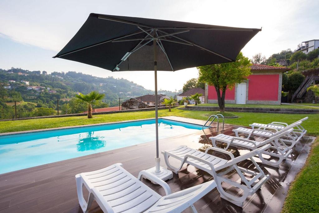 Villa With 3 Bedrooms in Sobradelo da Goma, Povoa de Lanhoso, With Won, Póvoa de Lanhoso