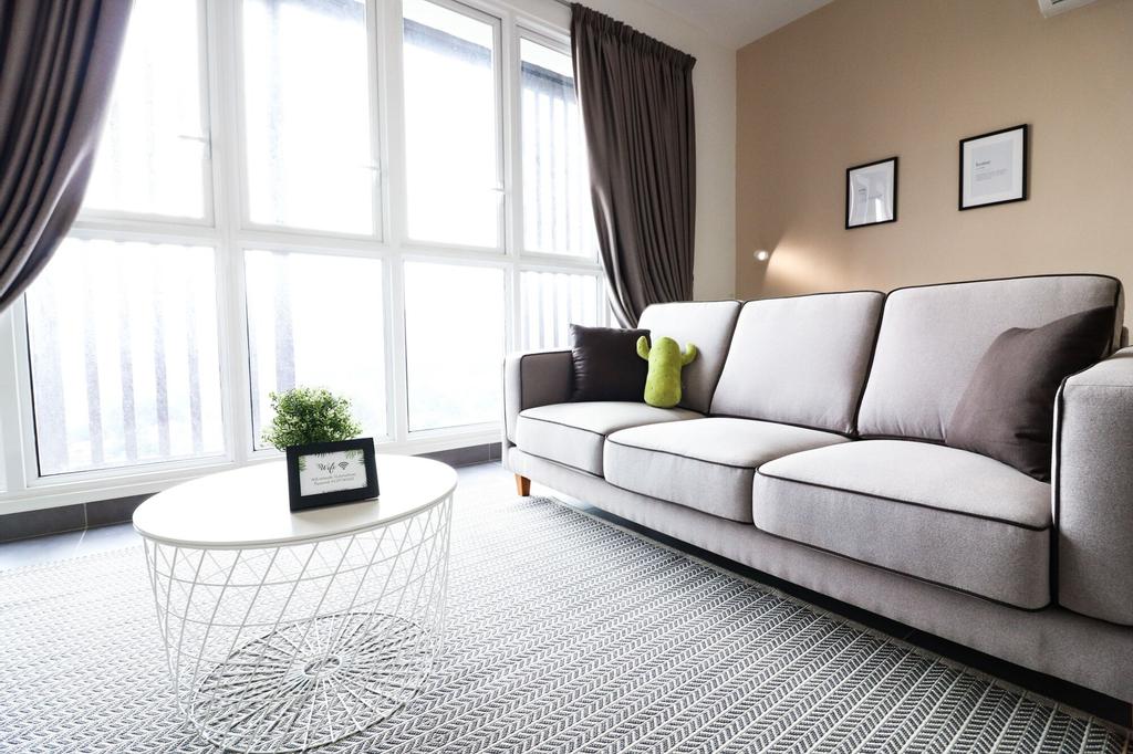 Victoria Home Sentrio Suites, Kuala Lumpur