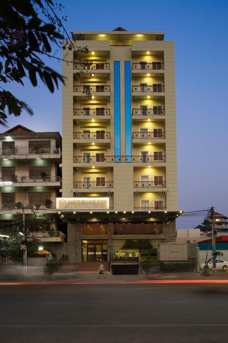 Kuch Oudom Hotel, Ruessei Kaev
