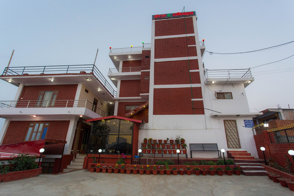 Hotel The Ranimahal, Lumbini