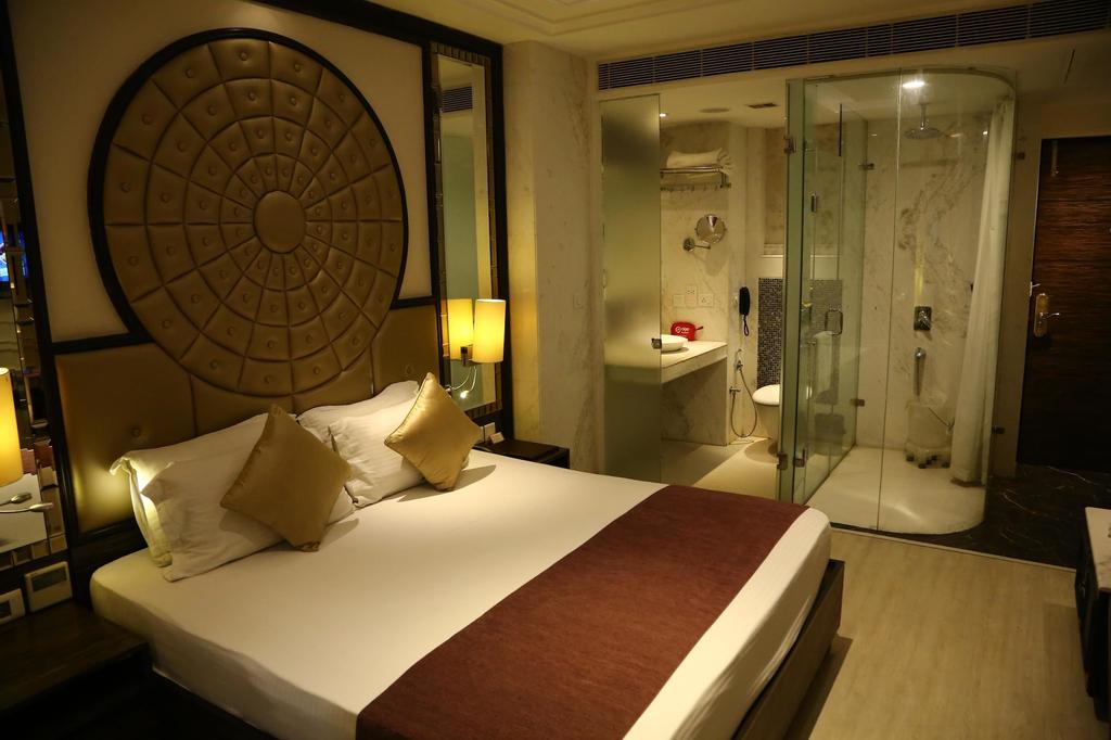 OYO 857 The First Hotel, Chandigarh