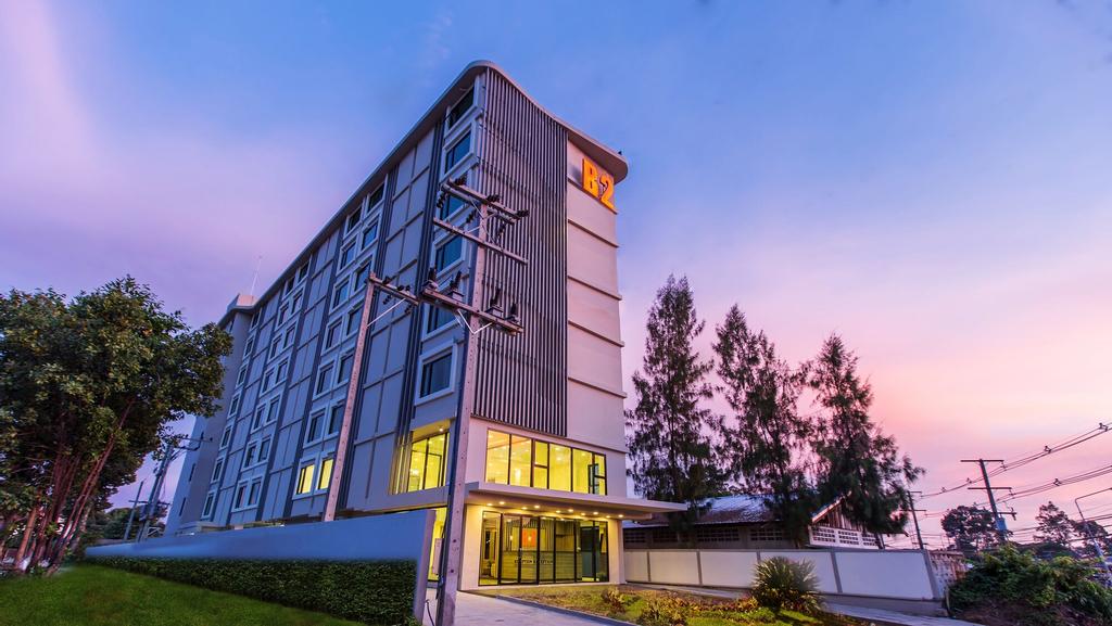 B2 Ubon Boutique & Budget Hotel, Muang Ubon Ratchatani
