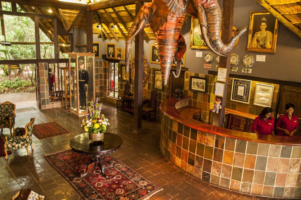 Kedar Heritage Lodge, Conference Centre & Spa, Bojanala