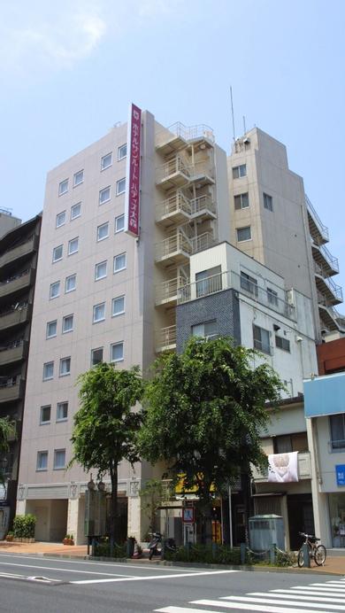 Hotel Sunroute Patio Omori, Shinagawa