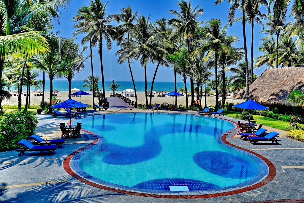 Myanmar Treasure Resort Ngwe Saung, Bassein