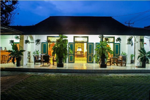 Ndalem Gamelan Guesthouse, Yogyakarta