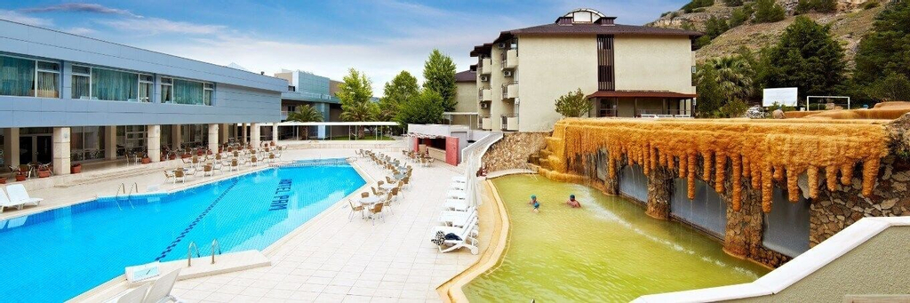 Pam Thermal Hotel & Clinic Spa, Akköy