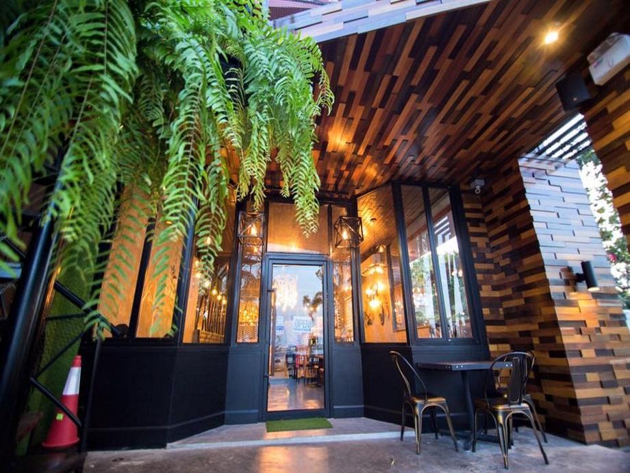 Bed Loft Cafe, Muang Khon Kaen