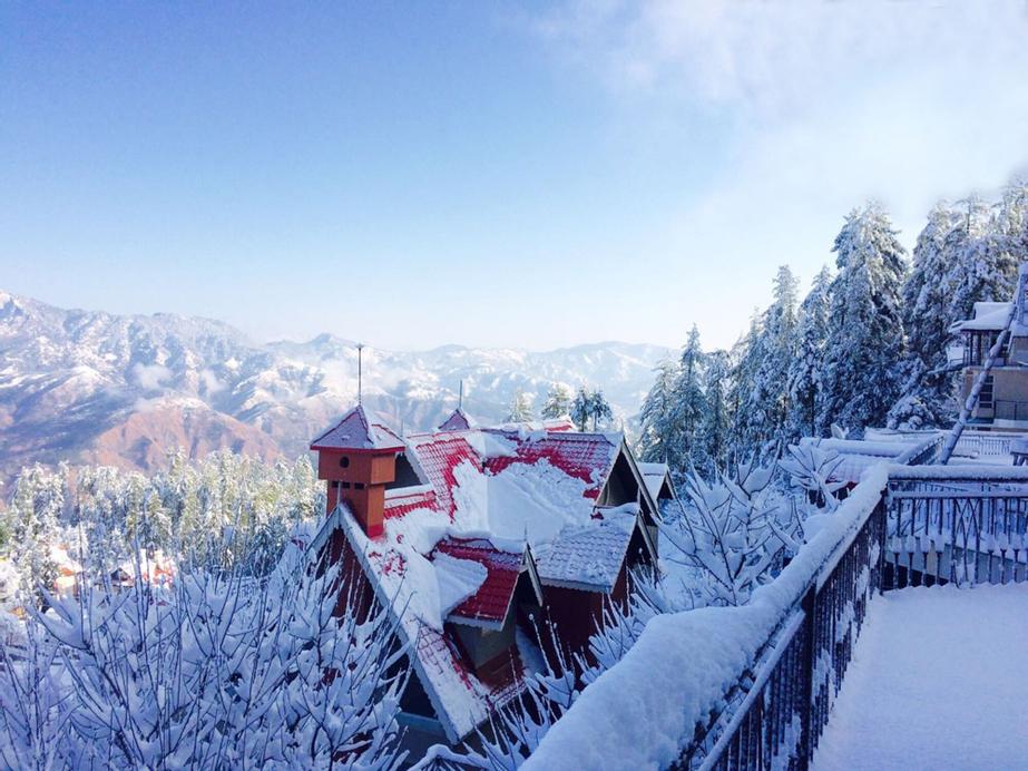 Summit Thistle Villas Luxury Spa Resort, Shimla