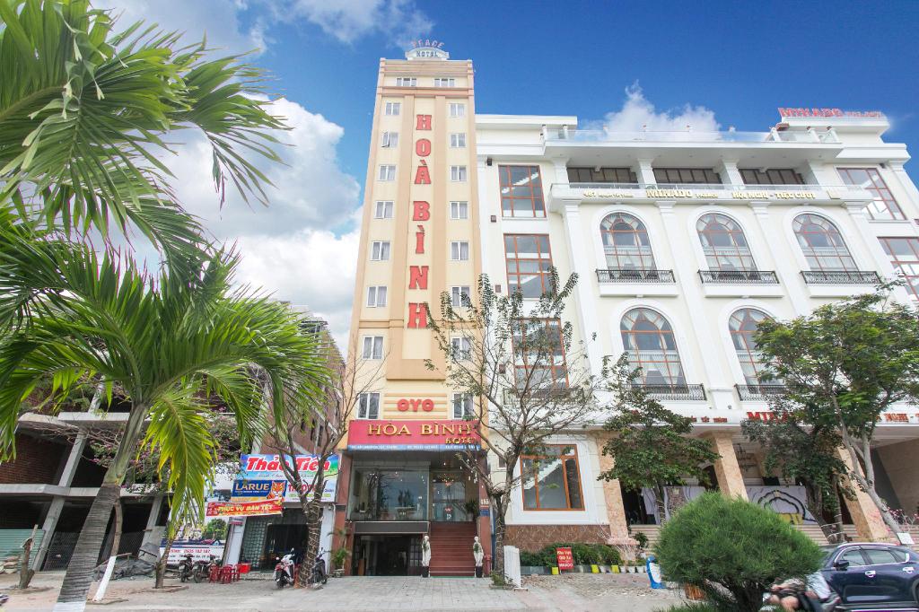 OYO 375 Hoa Binh Hotel, Thanh Khê