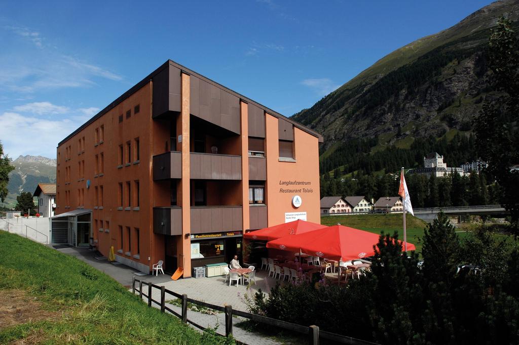 Youth Hostel Pontresina, Maloja
