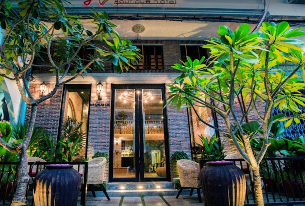Vacation Boutique Hotel, Ruessei Kaev