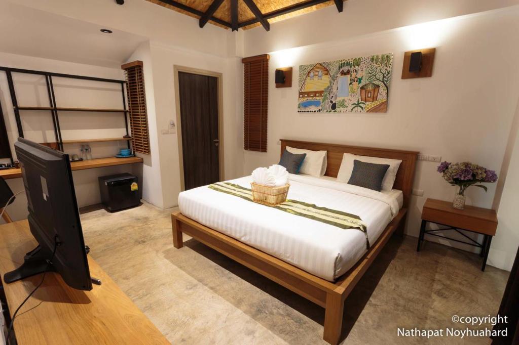 At Leaf Villa, Hang Dong