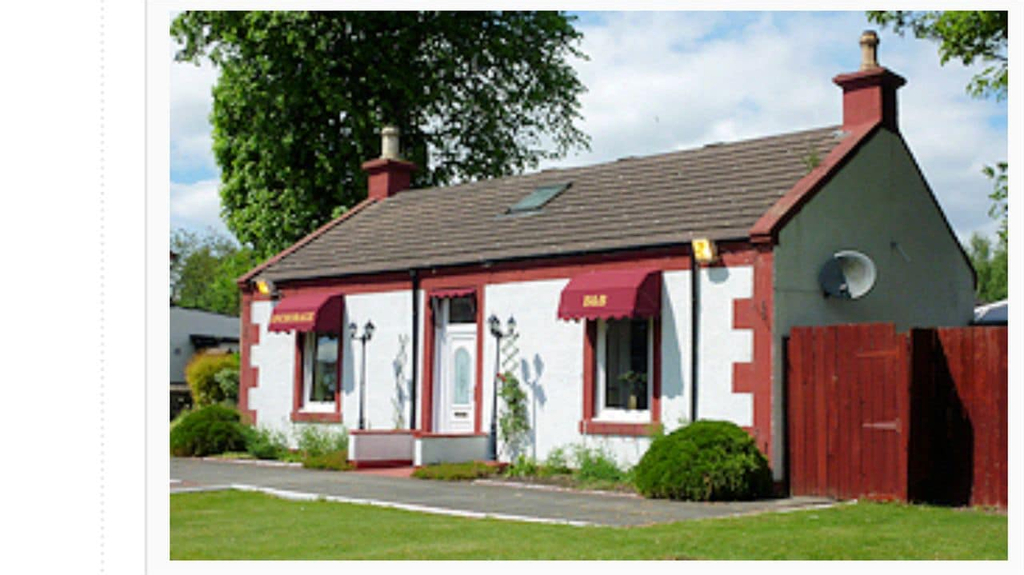 Anchorage Guest House, West Dunbartonshire