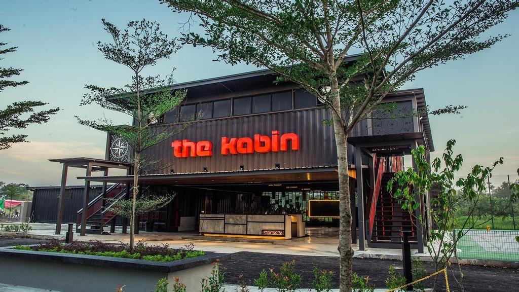 The Kabin, Kuala Selangor