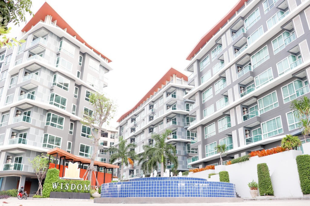 Wisdom Hotel, Muang Rayong
