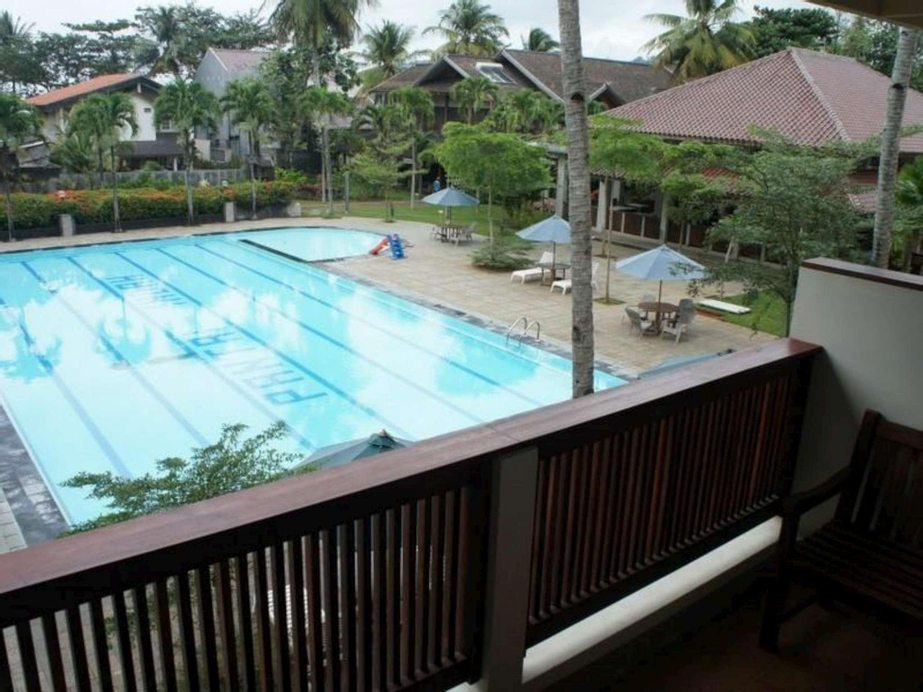 Pantai Indah Resort Hotel Timur, Pangandaran