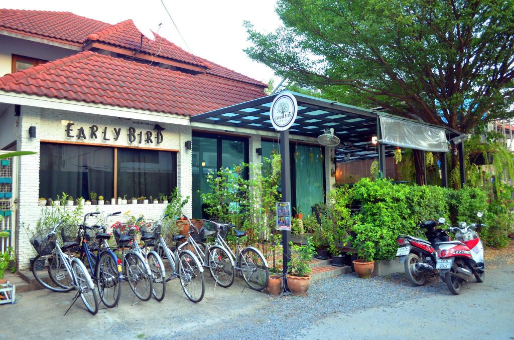 Early Bird Hostel Ayutthaya, Phra Nakhon Si Ayutthaya